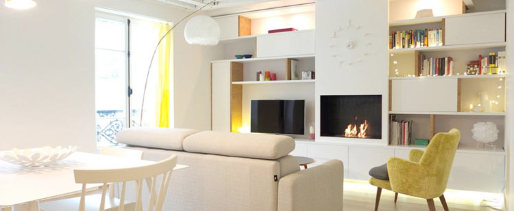 Le b a ba de la d coration d int rieur for Salon amenagement interieur