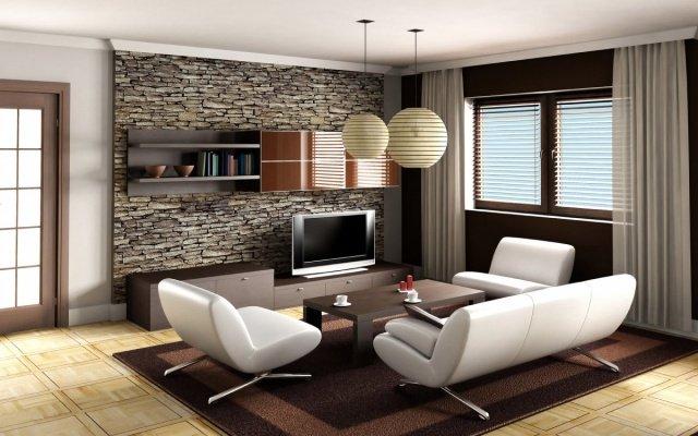 Focus sur la décoration du salon