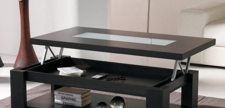 Une table basse relevable pour un s jour hors du commun for Decoration pour table basse